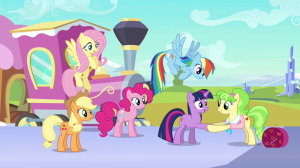 1000px-Peachbottom_shakes_hooves_with_Twilight_S03E12