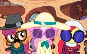 My Little Pony Friendship Is Magic -- exclusive EW.com image