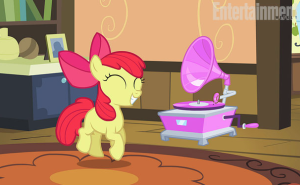 EW_promo_Apple_Bloom_dancing_S4E17